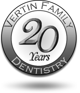 Vertin Family Dentistry, 20 years!